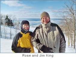 Jim & Rose King